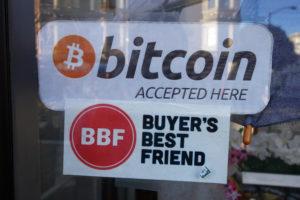Paiement Bitcoin accepté