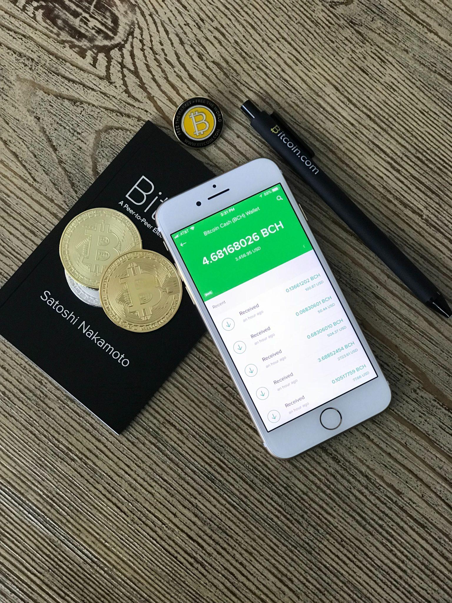 bitcoin utilisation