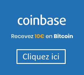 coinbase offre parrainage